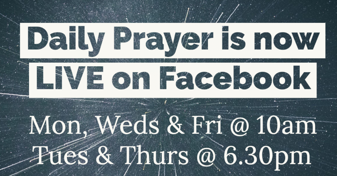 Daily Prayer on FB